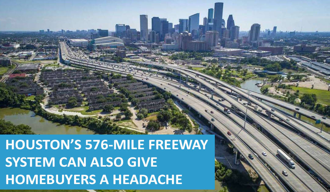 Resale Issue #5: Close to a Major Freeway