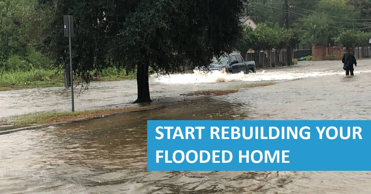What To Do To Homes That Flooded Due To Imelda