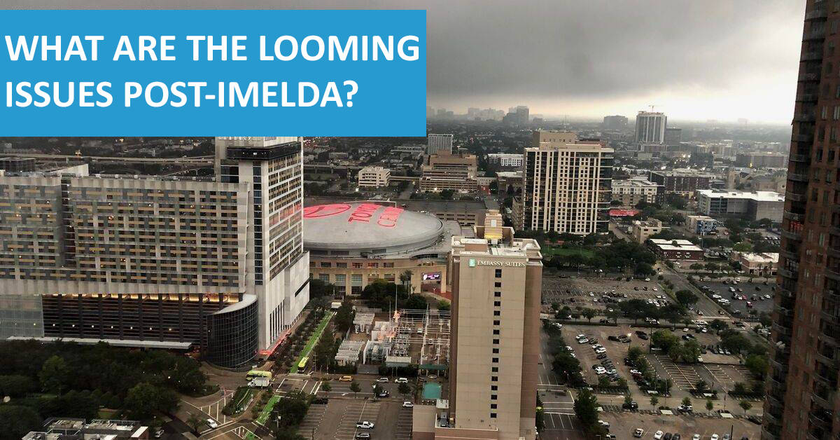 Houston Real Estate Post Imelda: What Happens After The Flooding?