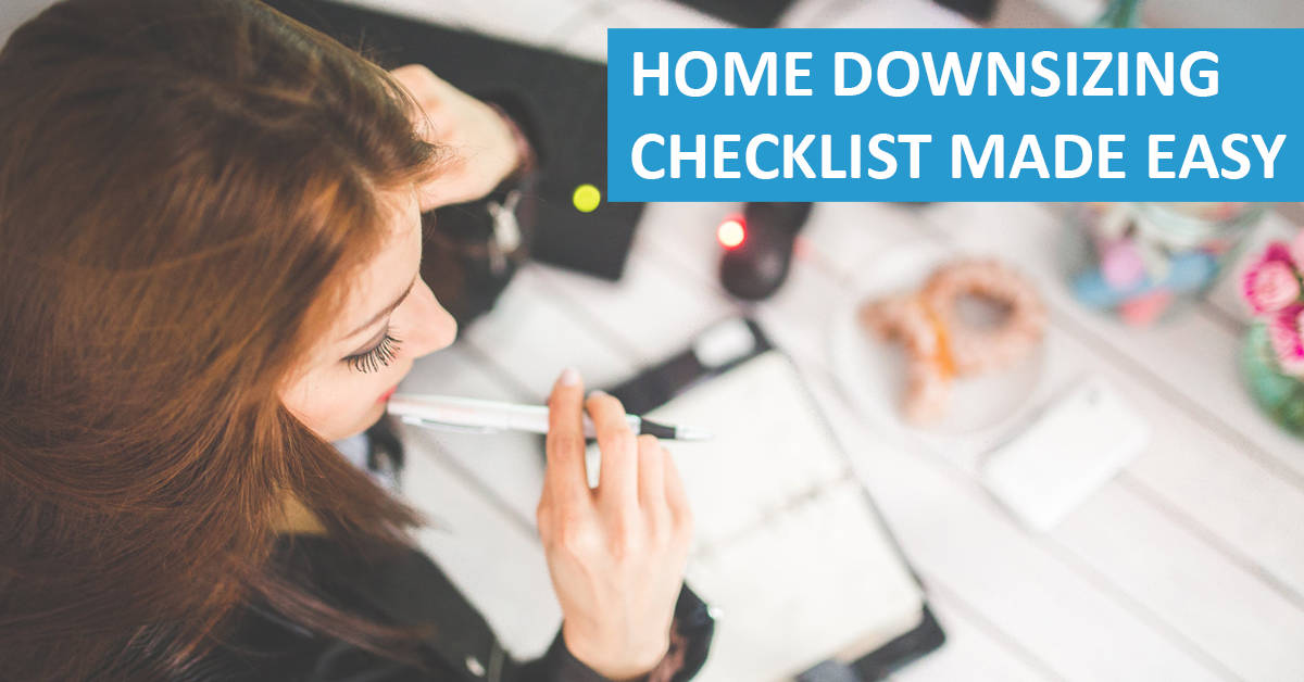 The Ultimate Home Downsizing Checklist