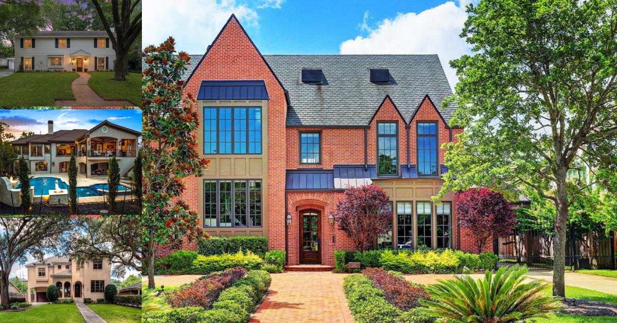 Bonus: Three More Luxury Houston Neighborhoods