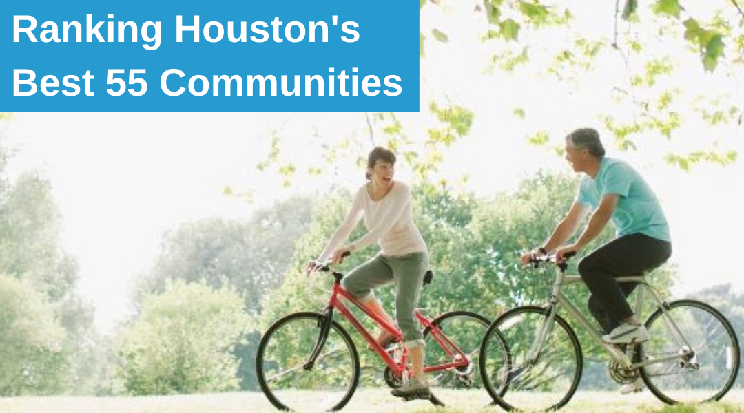Best 55 Communities in Houston Texas