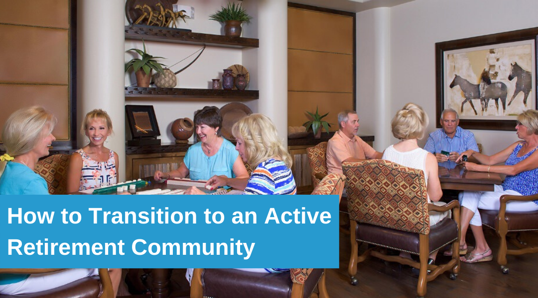 Tips for Living in an Active Retirement Community