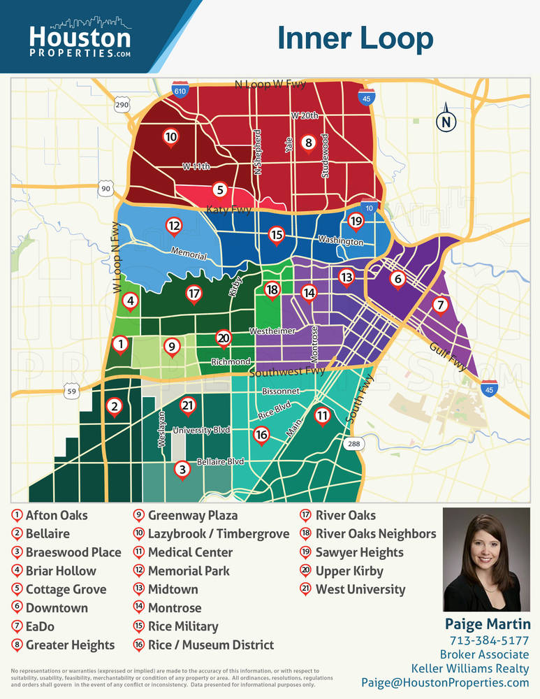 By The Numbers: Best Neighborhoods Inside The Loop
