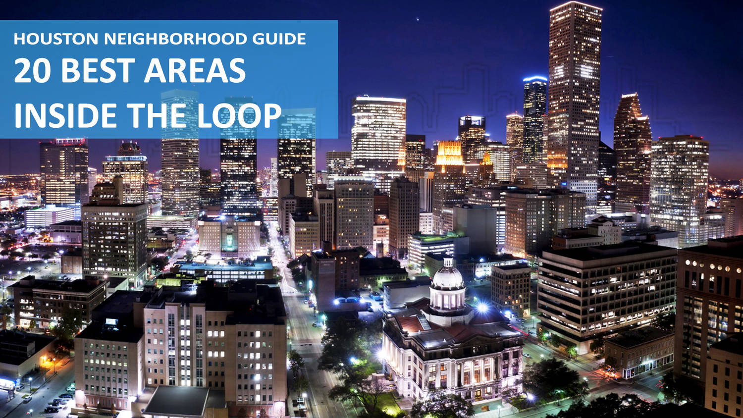 Expert's Guide To The 20 Best Neighborhoods Inside The Loop