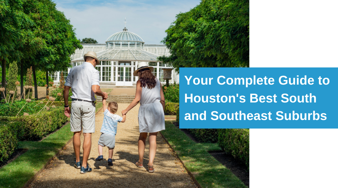 Ranking the Top South and Southeast Houston Suburbs