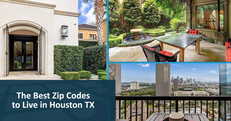 Best Zip Code To Live In Houston TX?