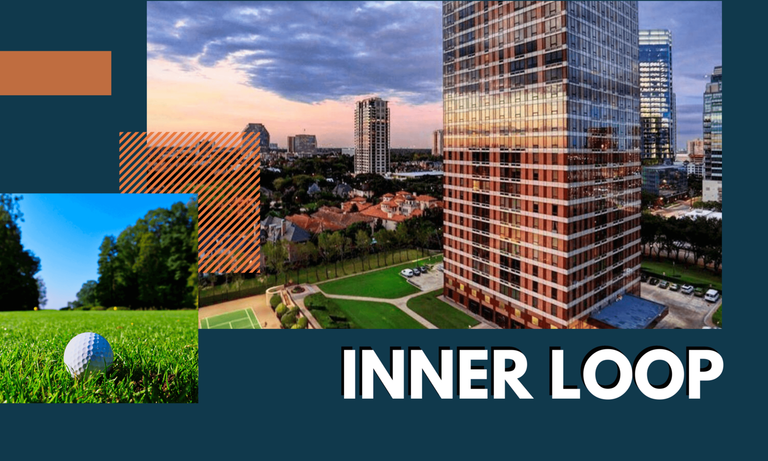 Inner Loop Golf Course Communities in Houston