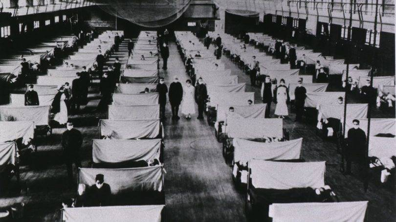Parallels: Coronavirus & The 1918 Spanish Flu?