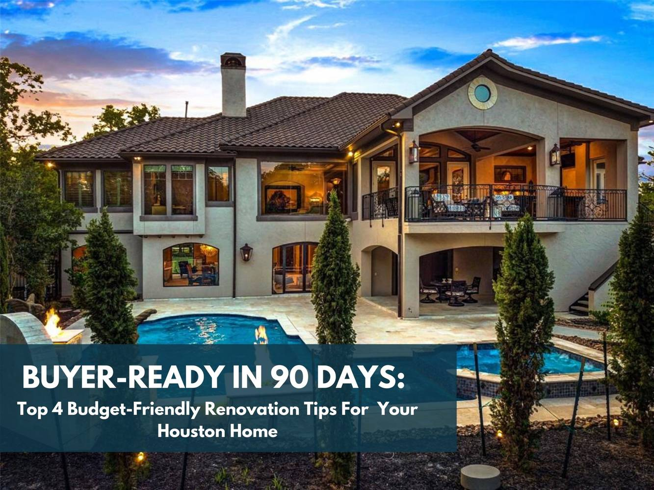 Quick and Easy Renovation Tips: How To Add Value To Your Houston Home