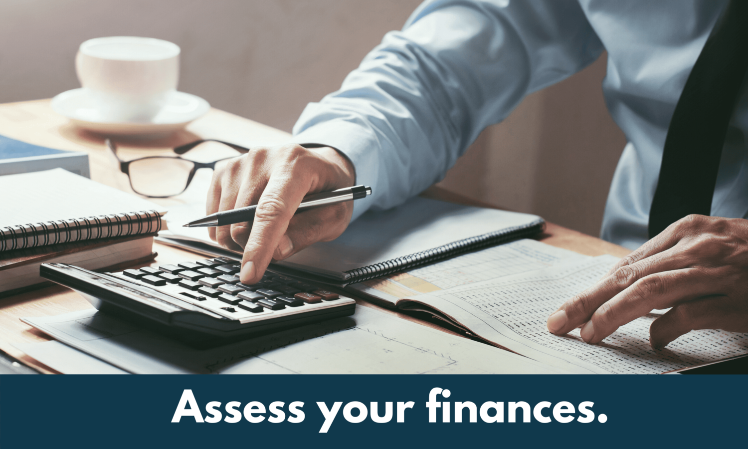 Assess Your Financial Stability