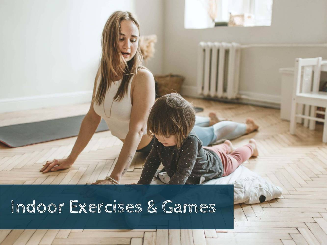 Play Indoor Exercise Games