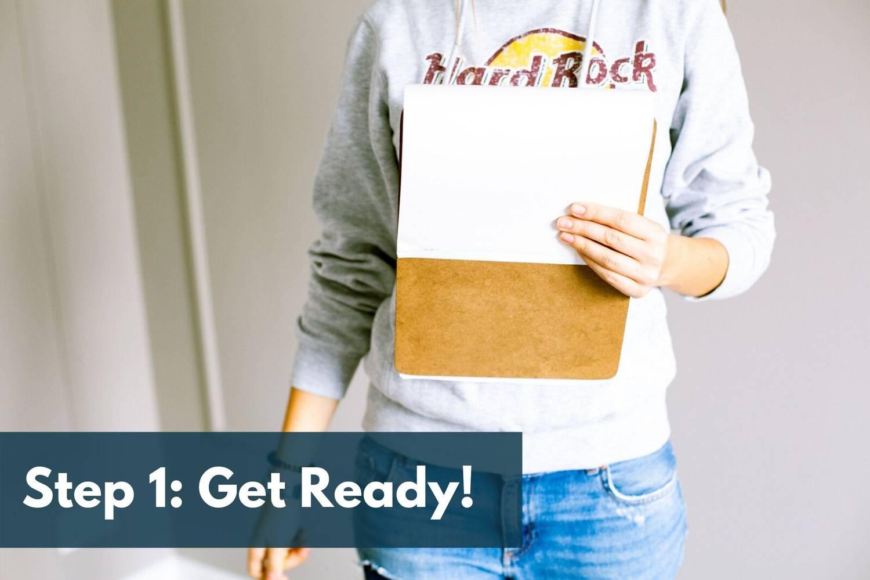 Étape 1: planifier et préparer