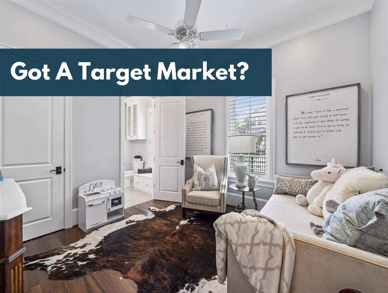 A Tip From The Best Houston Realtor: Consider Your Target Market