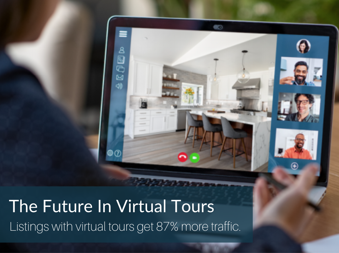 Win Showings With Our Virtual Tours