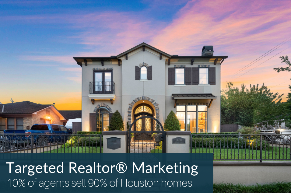 We Market Your Home To The Realtors® Most Likely To Bring You A Buyer