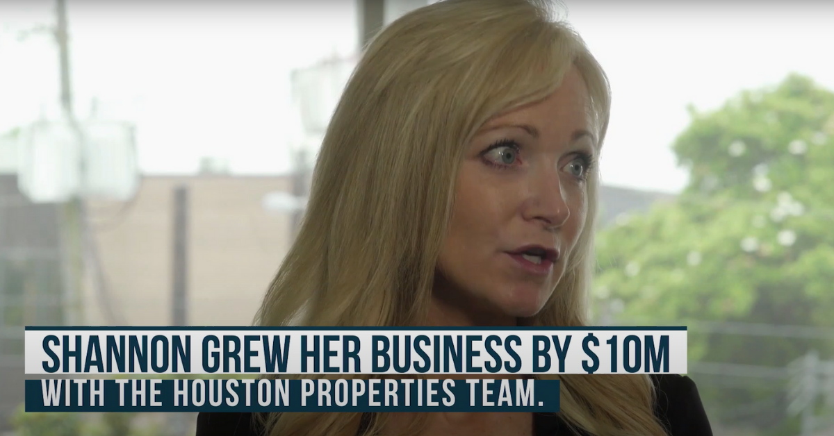 Are You Stuck? The Houston Properties Team Can Help You Grow Your Business