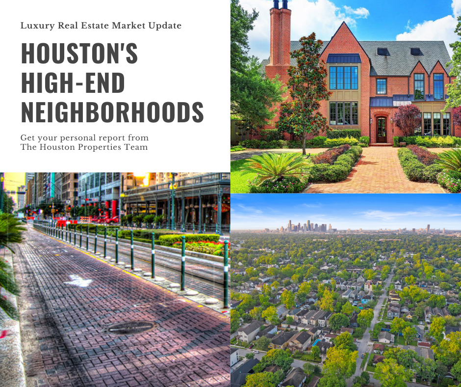 By The Numbers: Sales Trends Within Houston's Most Exclusive Areas