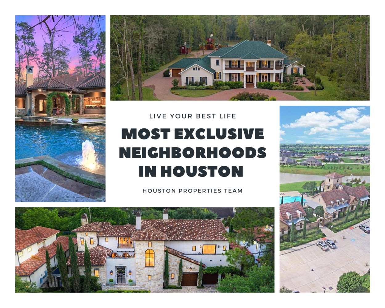 2021 Guide: Houston's Most Expensive Neighborhoods
