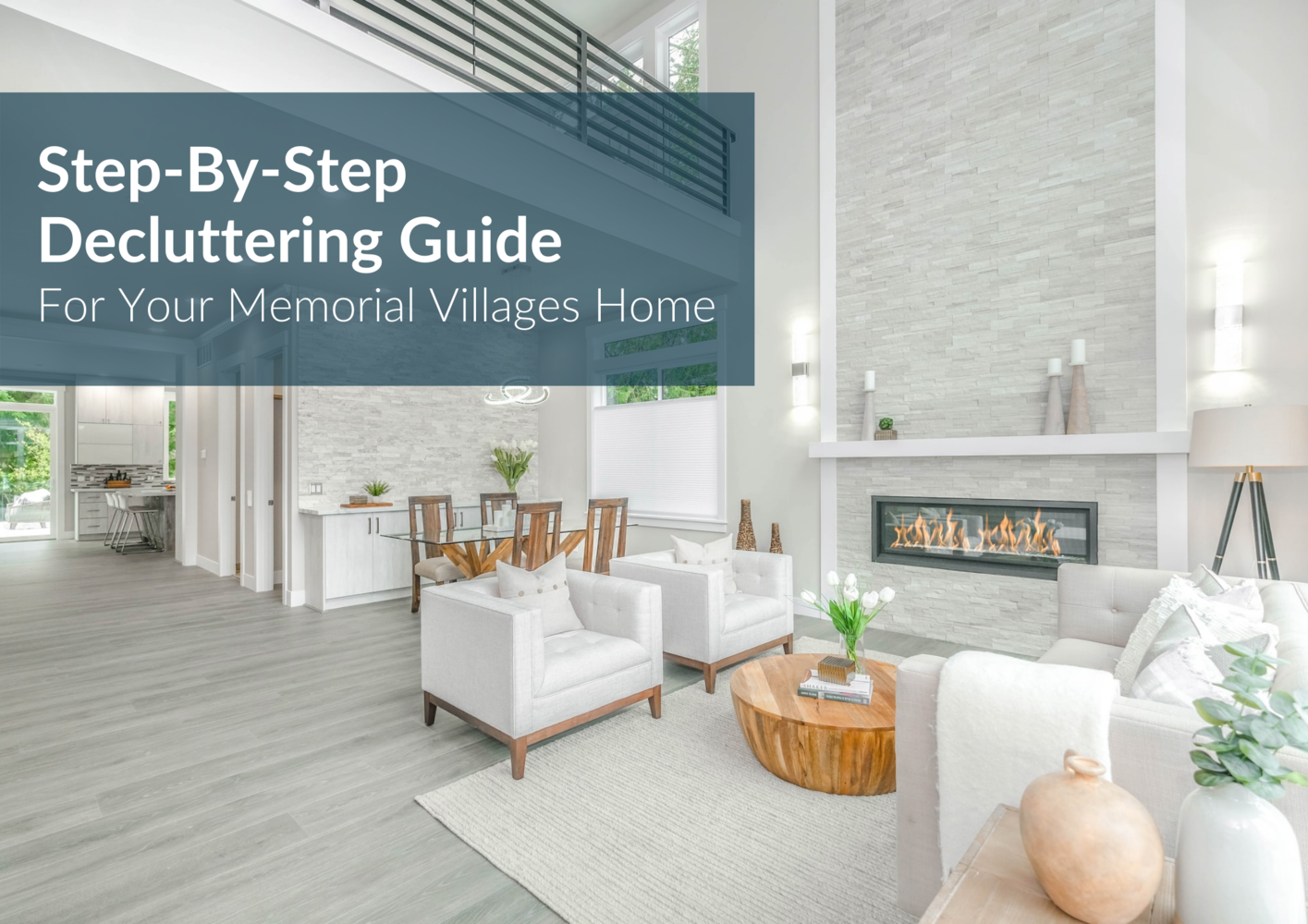 Seller-Musts To Increase Memorial Villages Home Value