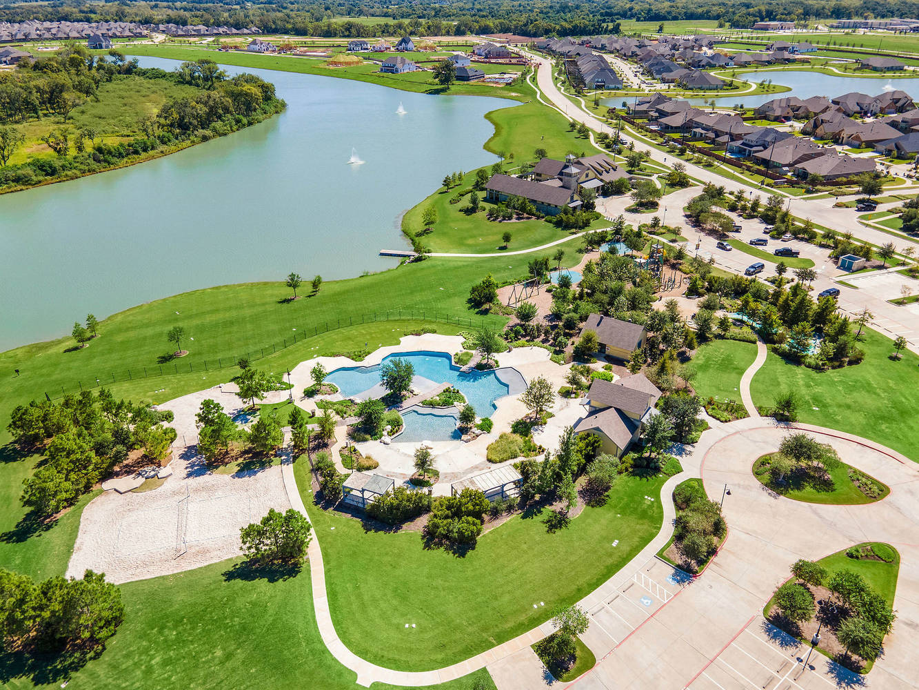 Best Master Planned Communities South / Southwest Of Houston