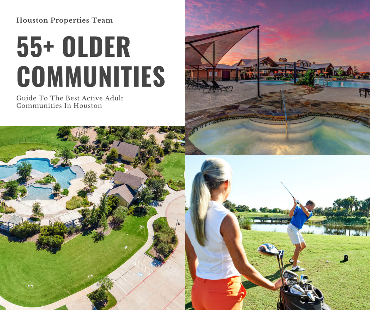 The Ultimate Ranking of the Best 55+ Communities in Houston