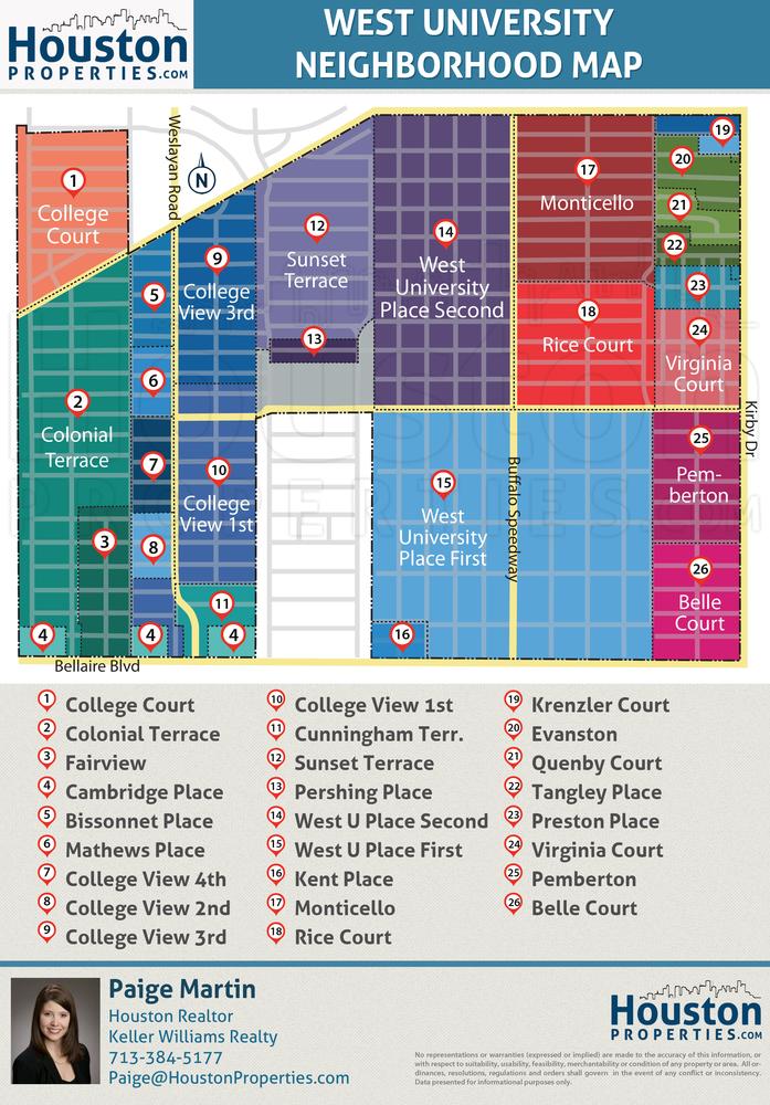 West University Area Real Estate Trends & Appreciation