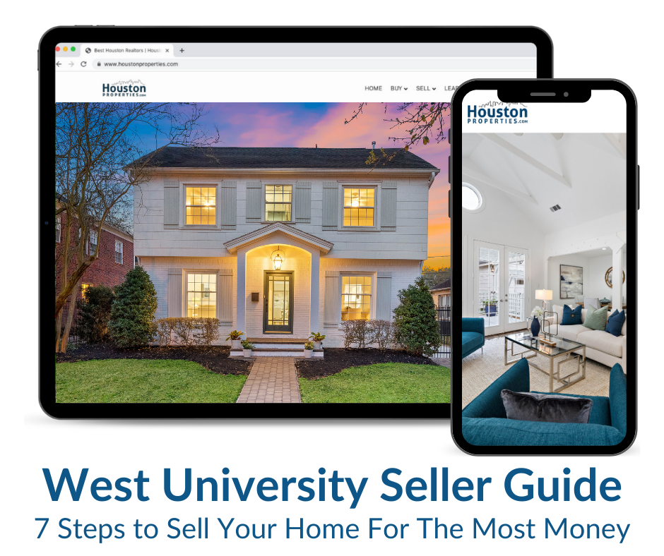 How To Sell Your West University Home Fast For The Most Money
