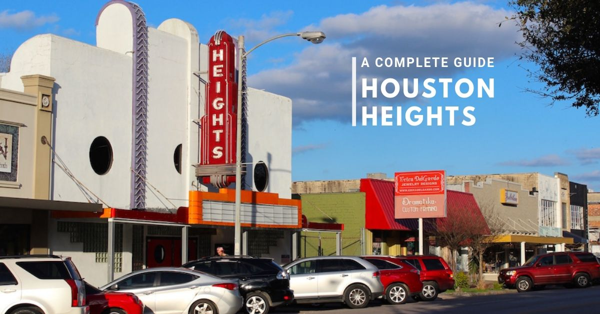 houston heights guide