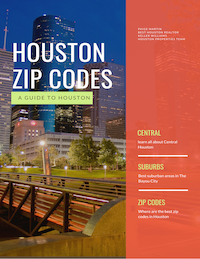 zip codes houston