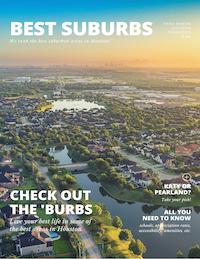 Best Houston Suburbs