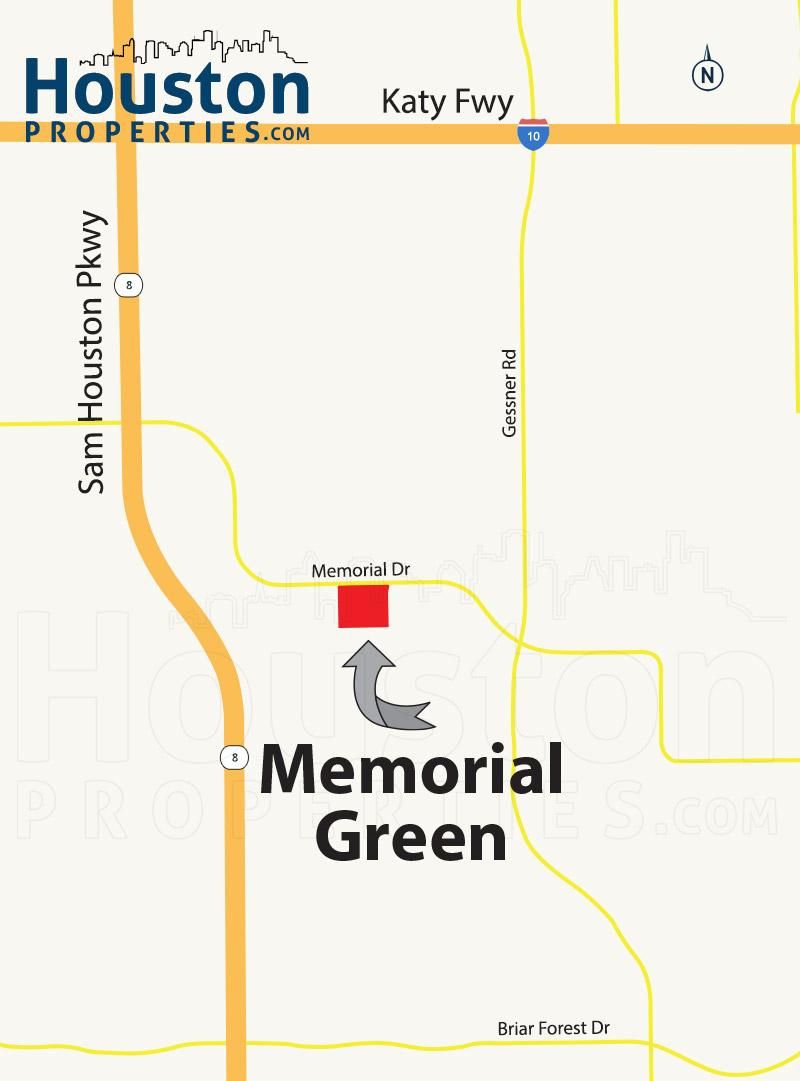 Memorial Green Map