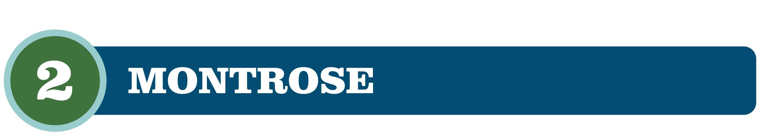 Montrose Header
