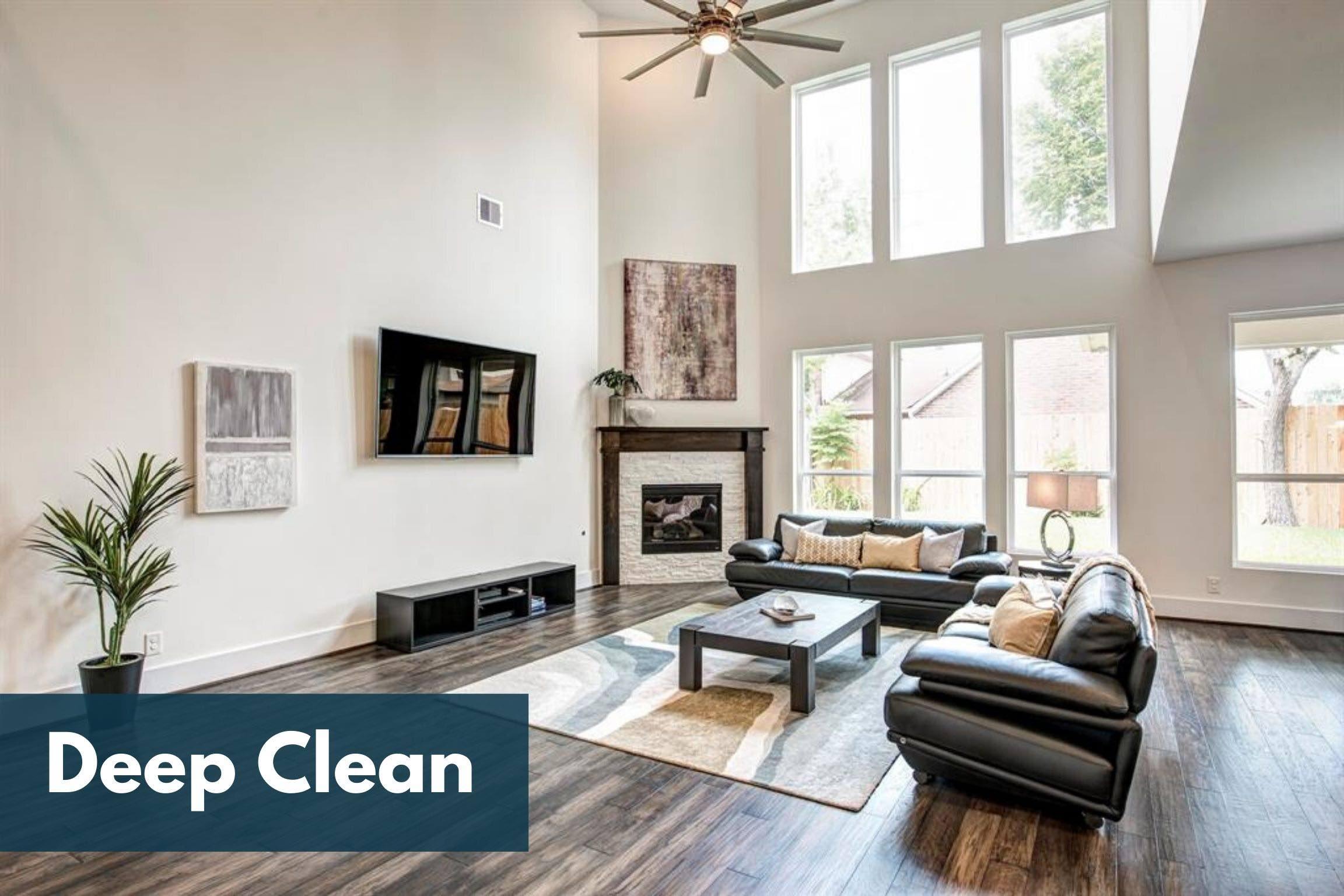 Deep Clean Home