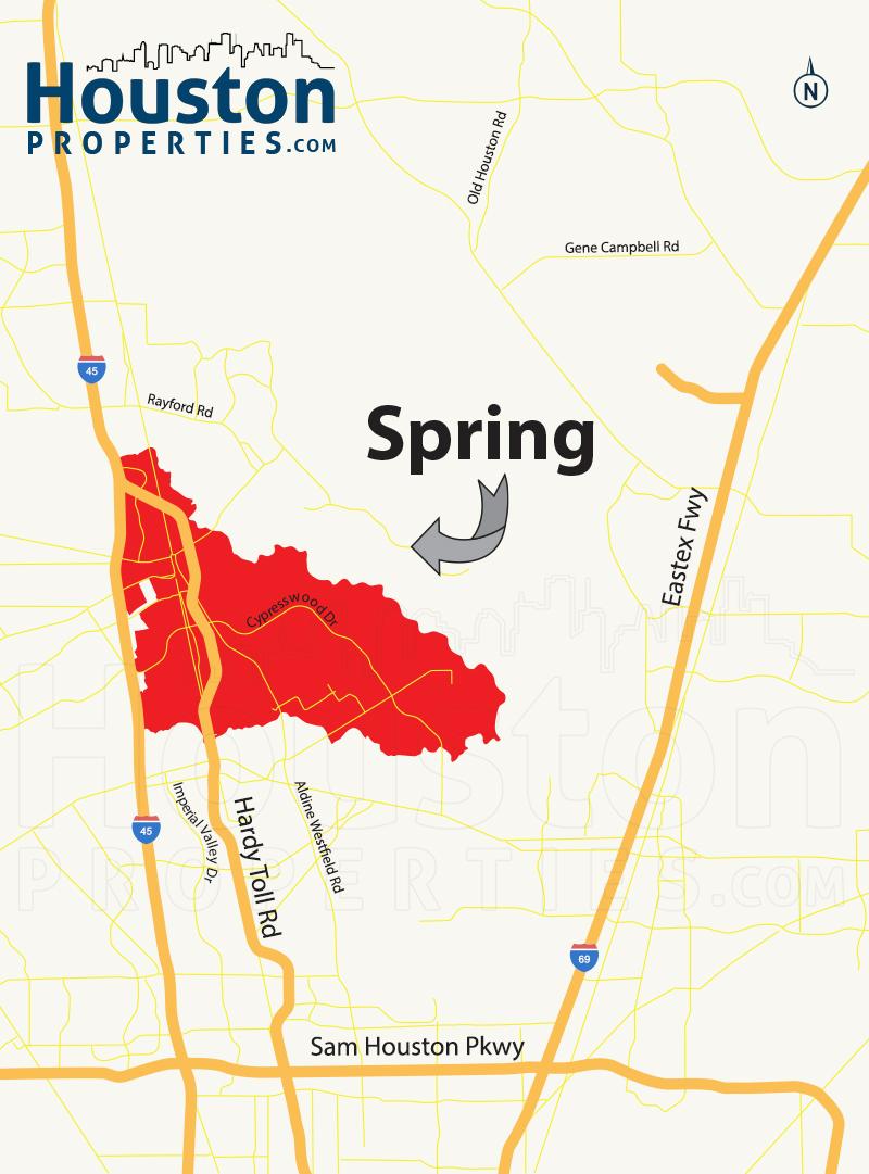 Spring Map